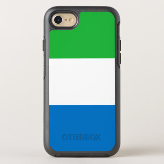 Flag of Sierra Leone OtterBox iPhone Case
