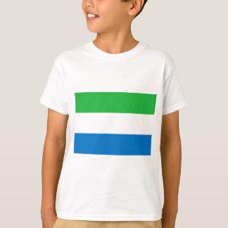 Flag_of_Sierra_Leone T-Shirt