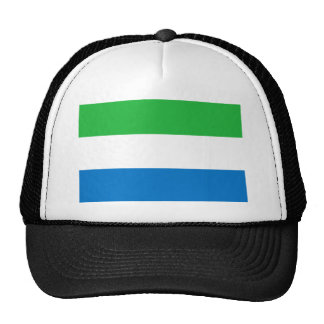 Flag_of_Sierra_Leone Trucker Hat