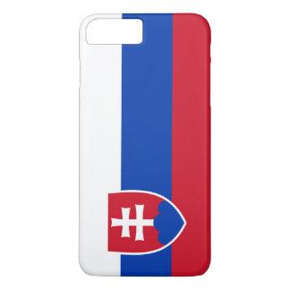 Flag of Slovakia iPhone 7 Plus Case