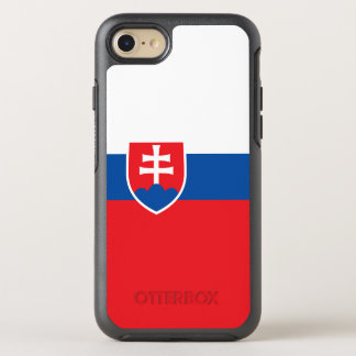 Flag of Slovakia OtterBox iPhone Case