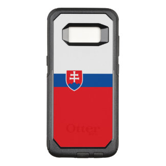 Flag of Slovakia Samsung OtterBox Case