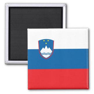 Flag of Slovenia Magnet