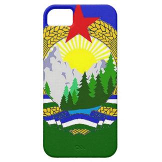 Flag of Socialist Cascadia iPhone 5 Cases