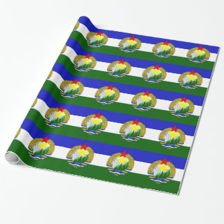Flag of Socialist Cascadia Wrapping Paper