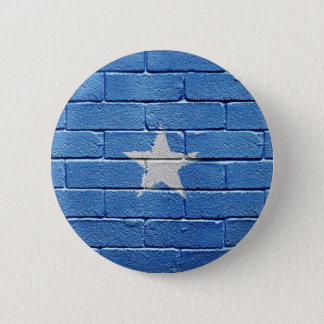 Flag of Somalia 2 Inch Round Button