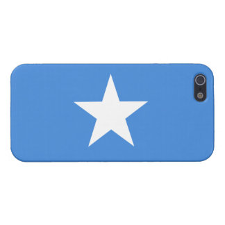 Flag of Somalia: iPhone 5/5S Cases