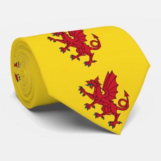Flag of Somerset Tie