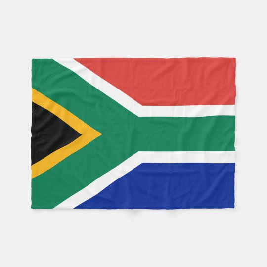 Flag of South Africa Blanket