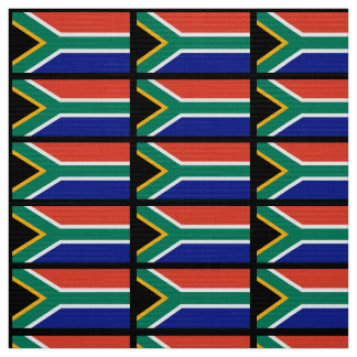 Flag of South Africa Fabric