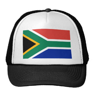 Flag of South Africa Mesh Hat