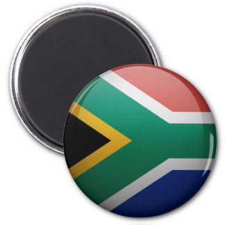 Flag of South Africa Magnet