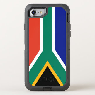 Flag of South Africa OtterBox Defender iPhone 8/7 Case