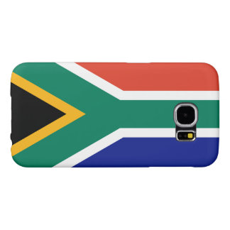 Flag of South Africa Samsung Galaxy S6 Case