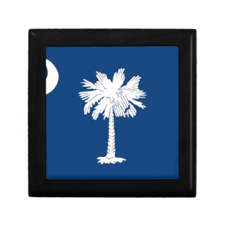 Flag Of South Carolina Gift Box