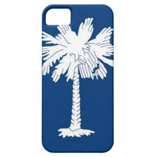 Flag Of South Carolina iPhone 5 Cases