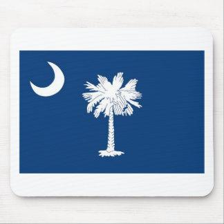 Flag Of South Carolina Mouse Pad