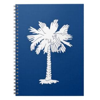 Flag Of South Carolina Notebook