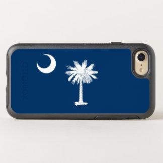 Flag of South Carolina OtterBox iPhone Case