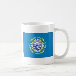 Flag Of South Dakota Coffee Mug