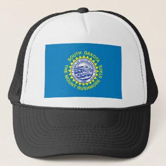 Flag Of South Dakota Trucker Hat