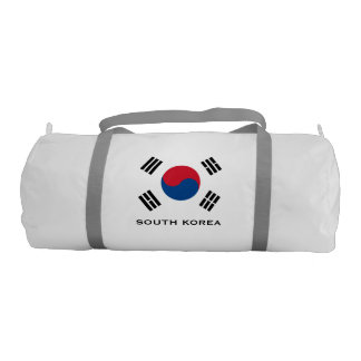 Flag of South Korea Gym Bag