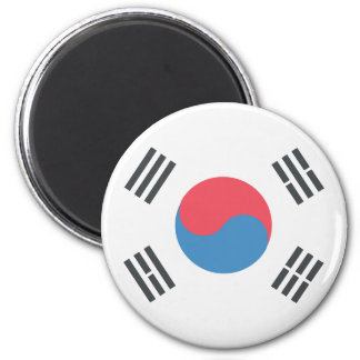 Flag of South Korea Magnet