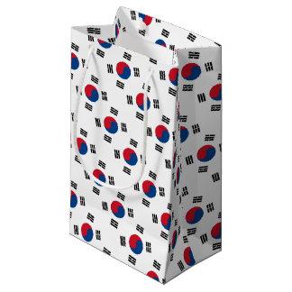 Flag of South Korea Small Gift Bag