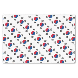 Flag of South Korea Tissue Paper