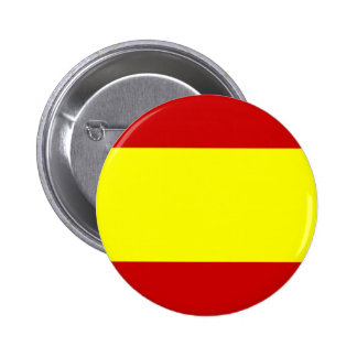 Flag of Spain 2 Inch Round Button