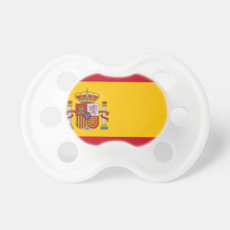 Flag of Spain Baby Pacifiers