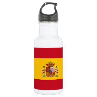 Flag of Spain - Bandera de Espana 532 Ml Water Bottle