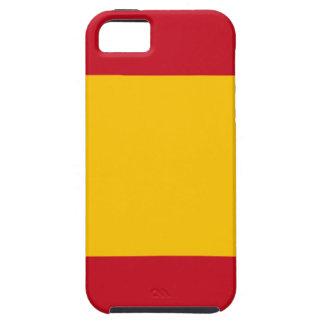 Flag of Spain, Bandera de España, Bandera Española iPhone 5 Covers