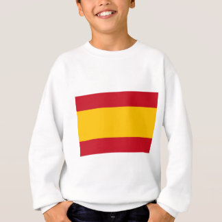 Flag of Spain, Bandera de España, Bandera Española Sweatshirt