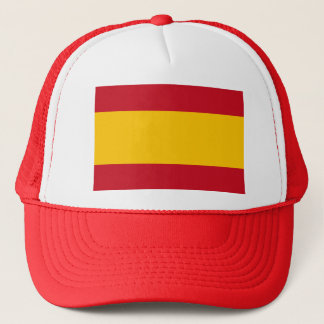 Flag of Spain, Bandera de España, Bandera Española Trucker Hat