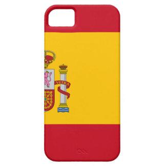 Flag of Spain - Bandera de España - Spanish Flag Case For The iPhone 5