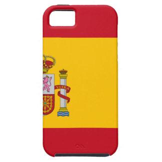 Flag of Spain - Bandera de España - Spanish Flag iPhone 5 Covers