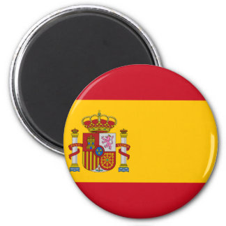 Flag of Spain - Bandera de España - Spanish Flag Magnet