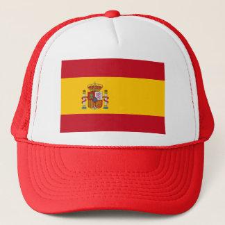 Flag of Spain - Bandera de España - Spanish Flag Trucker Hat