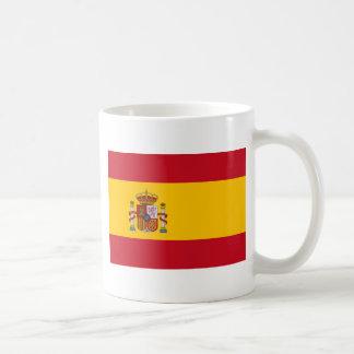 Flag of Spain Coffee Mug