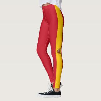 Flag of Spain Leggings