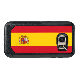 Flag of Spain Samsung OtterBox Case