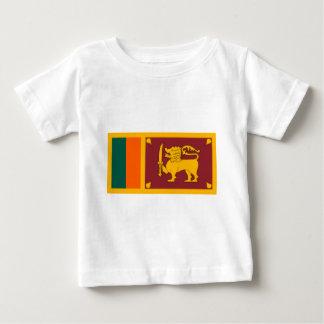 Flag_of_Sri_Lanka Baby T-Shirt