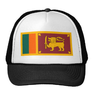 Flag_of_Sri_Lanka Trucker Hat