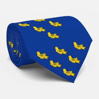 Flag of Sussex Tie