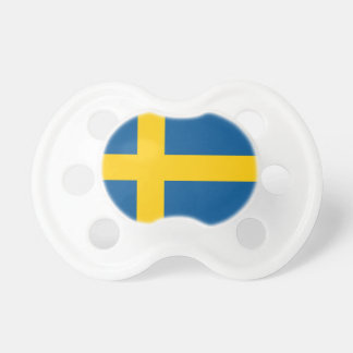 Flag of Sweden 0-6 months BooginHead® Pacifier