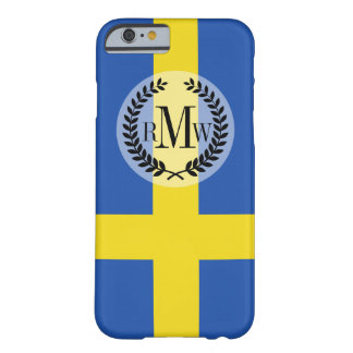 Flag of Sweden Barely There iPhone 6 Case