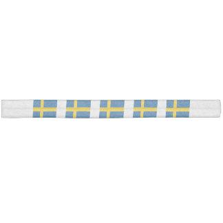 Flag of Sweden Elastic Hair Tie