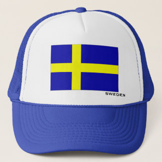 Flag of Sweden Hat