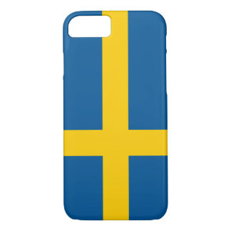 Flag of Sweden iPhone 7 case